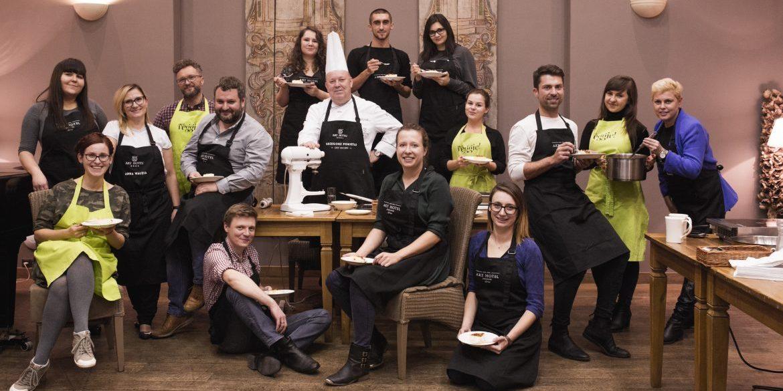 Art hotel warsztaty kulinarne dla firm i blogerów