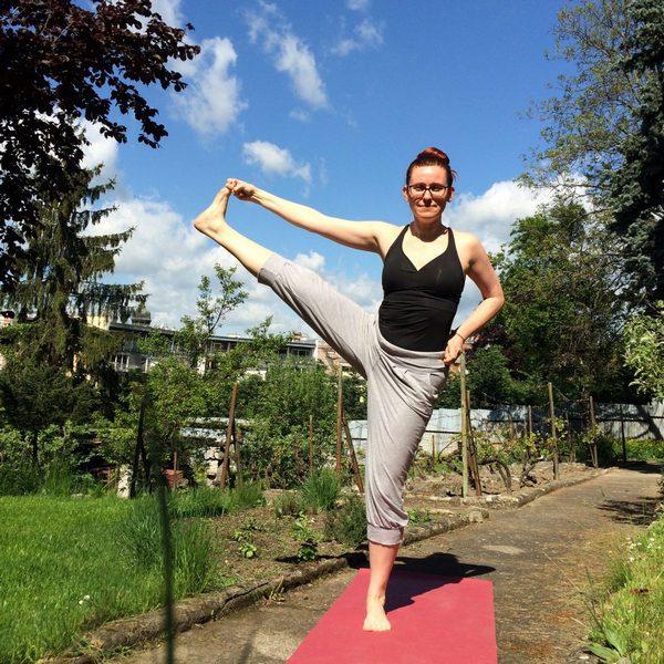 Ale znów się powtórzę – joga, to nie aerobik