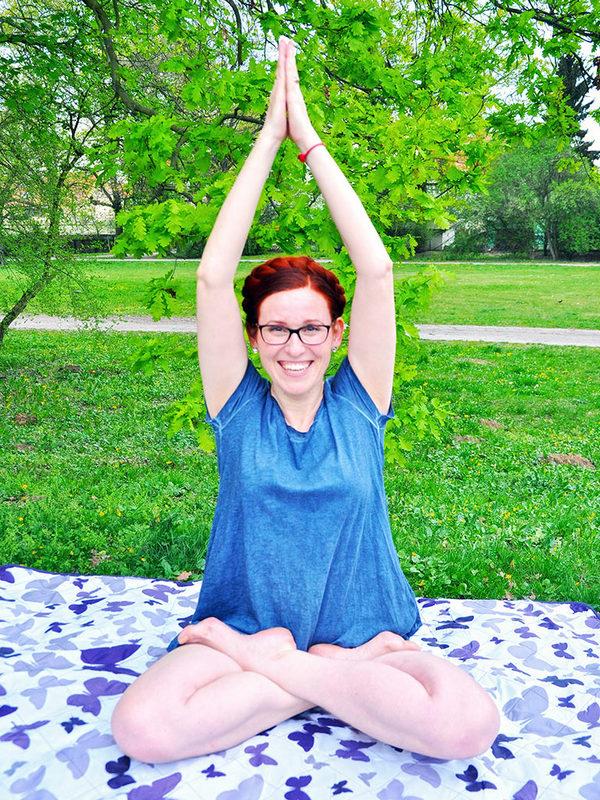 Nauczyciel jogi, uważności i medytacji - Katarzyna Gubała