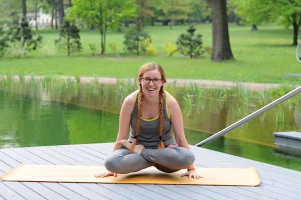 Nauczyciel jogi musi mieć charakter i osobowość