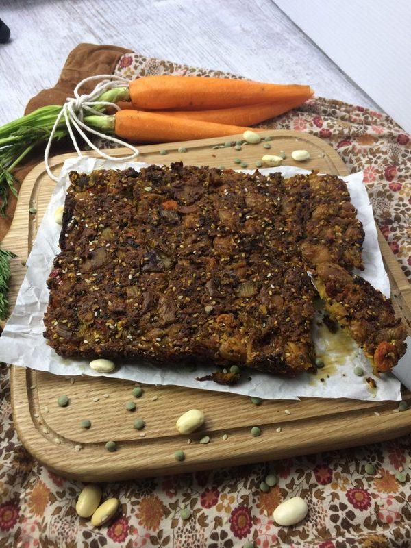 O czym wydać książkę kucharską - wegańskie pasztety