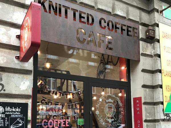 A gdzie na kawę w Krakowie? Także z roślinnym mlekiem!