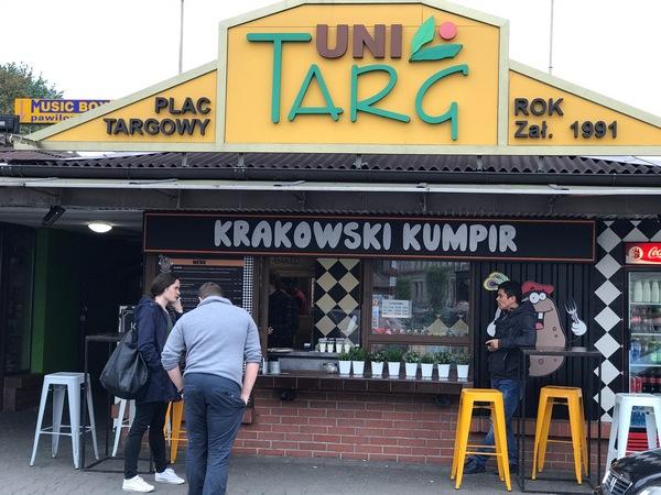 Uni Targ – roślinne targowisko Krakowa