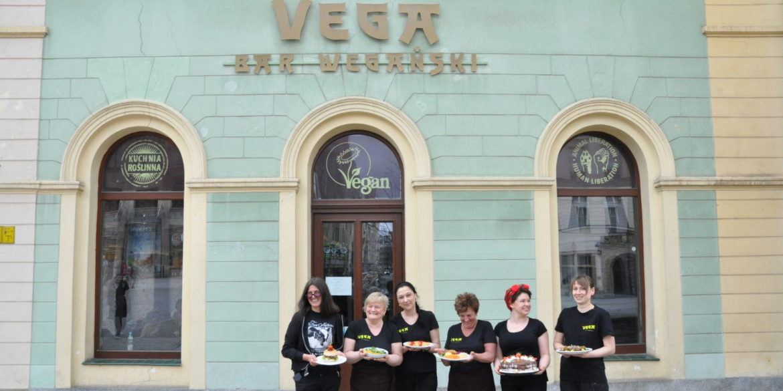 Wegański bar Vega - gdzie zjeść wege we Wrocławiu