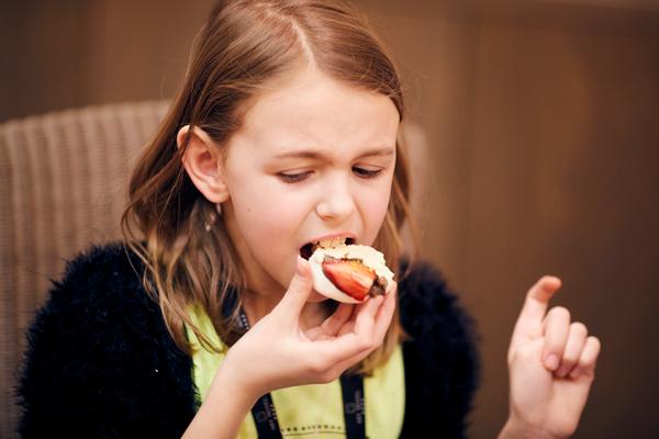 Zdrowe słodycze dla dzieci - to możliwe