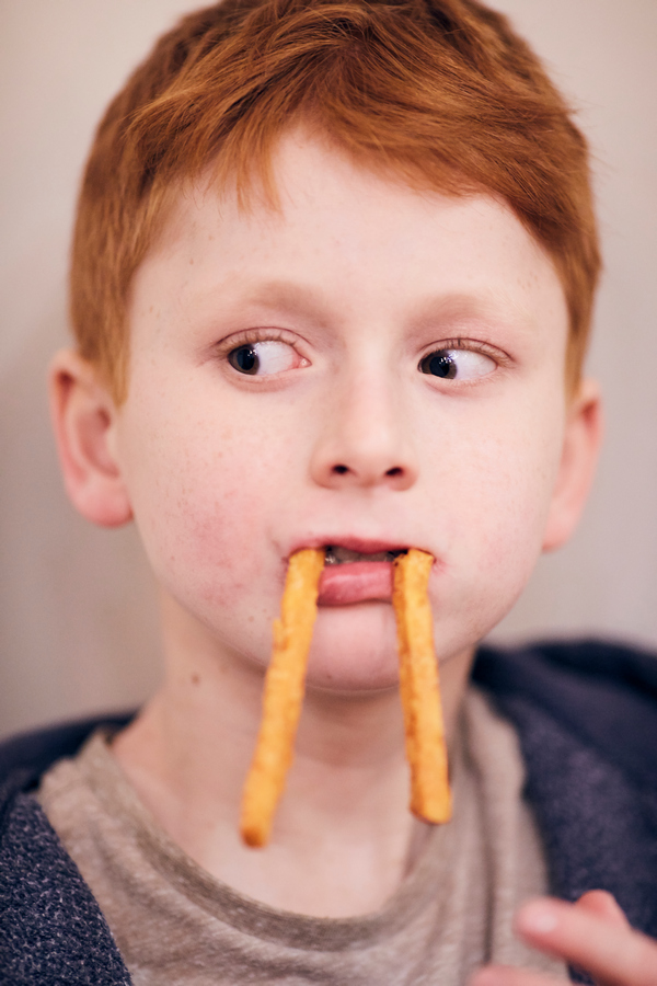 Dzieci chciałyby samodzielnie robić frytki nie tylko z ziemniaków, ale też z innych warzyw