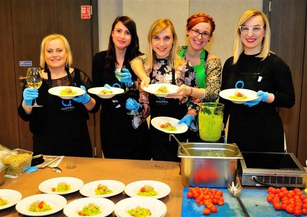Wegańskie tricki na warsztatach kulinarnych z Katarzyną Gubałą