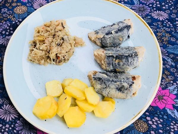 Seleryba, czyli inaczej ryba ugotowana na bazie selera