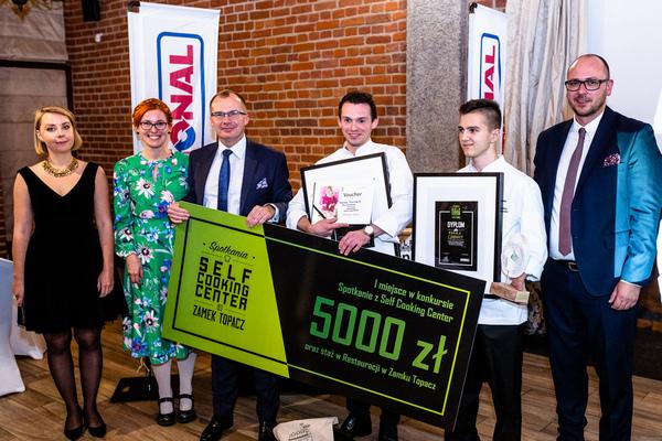 Konkurs kuchni wegańskiej dla profesjonalistów na Zamku Topacz
