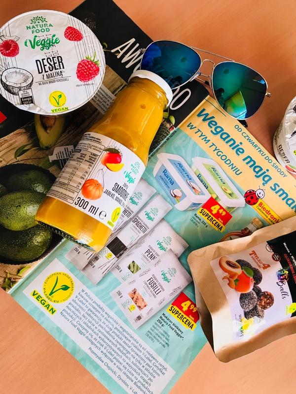 ze znakiem V-Label wybrane smakołyki w sieci sklepów Biedronka