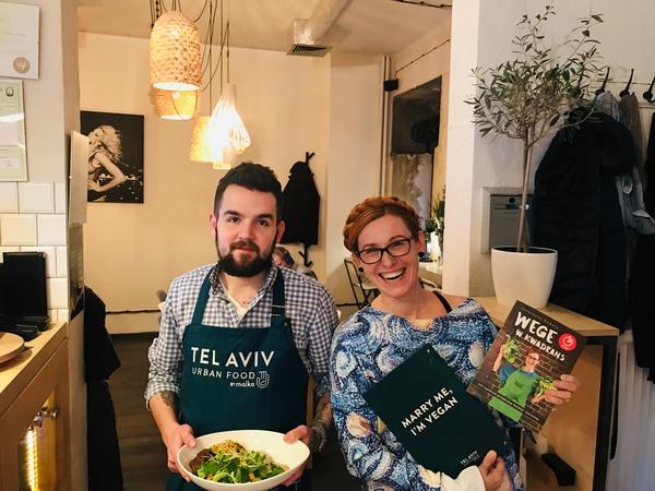 Mieliśmy okazję spróbować takich dań wykonaniu szefa kuchni restauracji Tel Aviv Michała Babińskiego