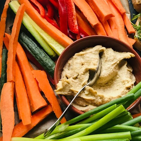Warzywa mogą pochodzić od lokalnego rolnika czy z targowiska lub biobazaru