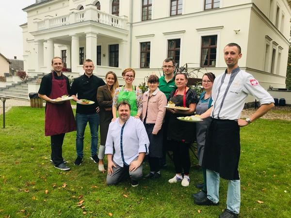 Szkolenie praktyczne i teoretyczne z kuchni wegetariańskiej i wegańskiej w Hanza Pałac