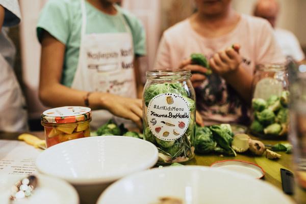 Warsztaty kulinarne zero waste dla dzieci
