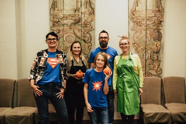 Gośćmi warsztatów kulinarnych zero waste byli blogerzy Globtroterek