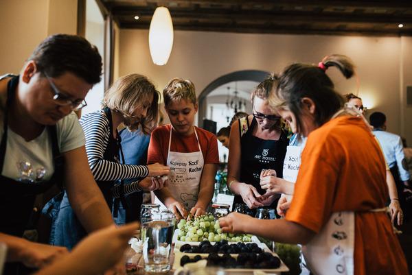 Warsztaty kulinarne dla dzieci z mamą i tatą we Wrocławiu