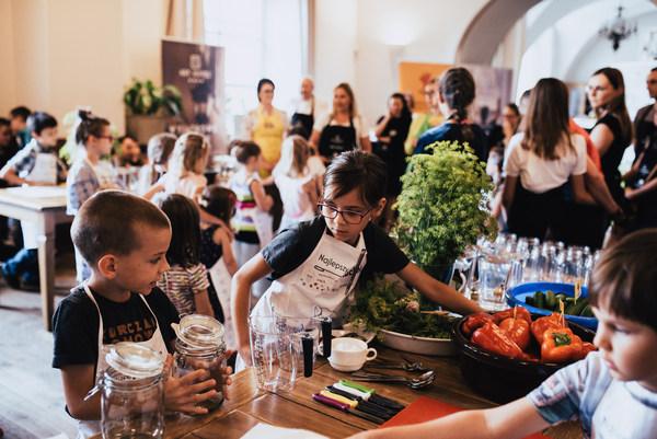 Warsztaty kulinarne dla dzieci w Art Hotelu - kuchnia zero waste