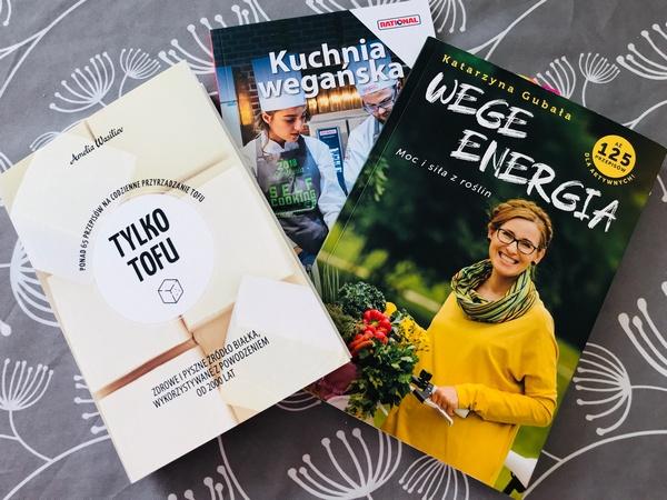 Książki o kuchni wegańskiej dla profesjonalistów