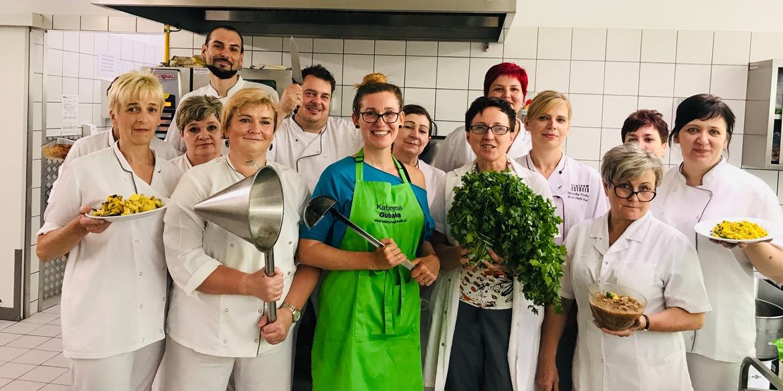Profesjonalny kurs kuchni wege vegan dla kucharzy i kucharek