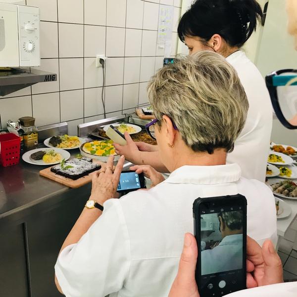 Kurs gotowania wege dla kucharza czy kucharki to zawsze wyzwanie