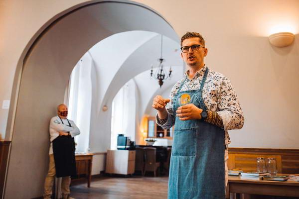 Warsztaty kulinarne ze znanymi kucharzami to dla dzieci i dorosłych wielka gratka