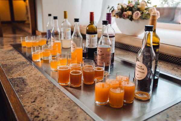Na stołach degustacyjnych pojawiły się produkty od Zakwasowni