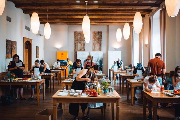 Warsztaty kulinarne ze zdrowego żywienia we Wrocławiu