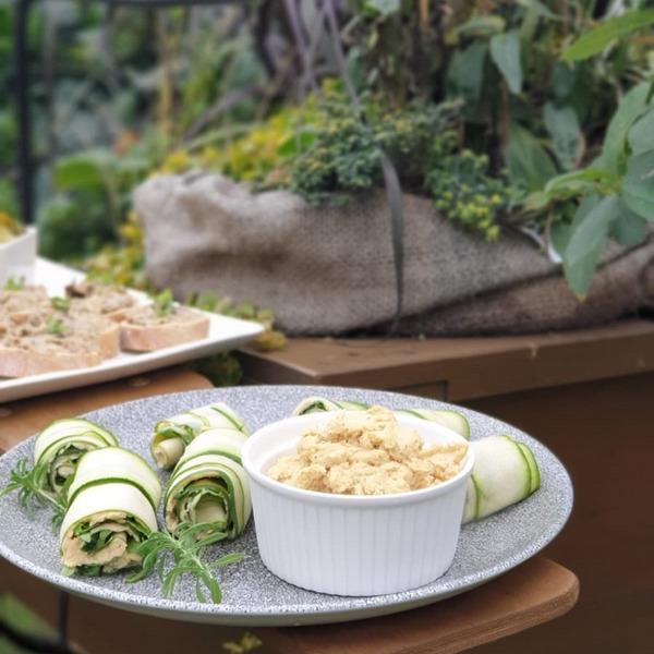 Wegańskie menu w Hanza Pałac to sycące, pięknie pachnące dania kuchni wege