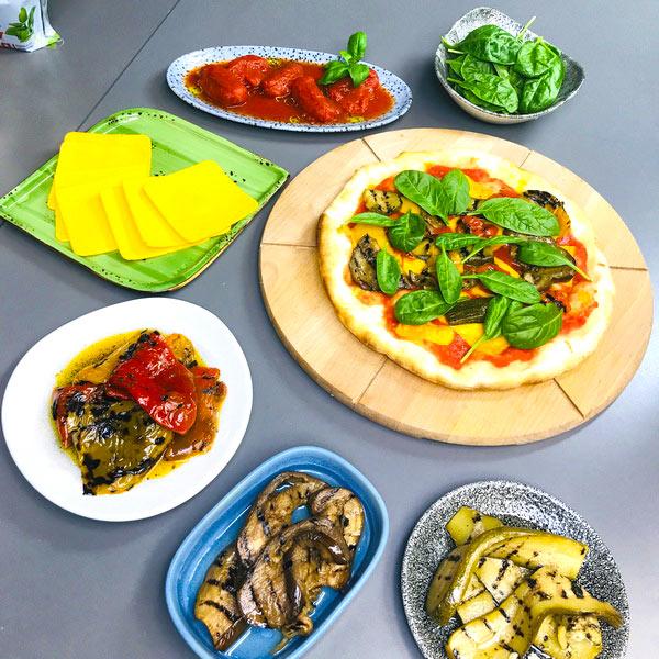 Pomoc w wege biznesie Katarzyna Gubała Wegańska pizza