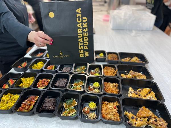 Szkolenie cateringu pudełkowego Smaczna dieta z wege diet