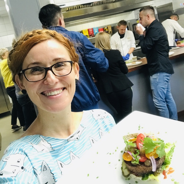 Szkolenie z kuchni wegańskiej Farutex Gubała