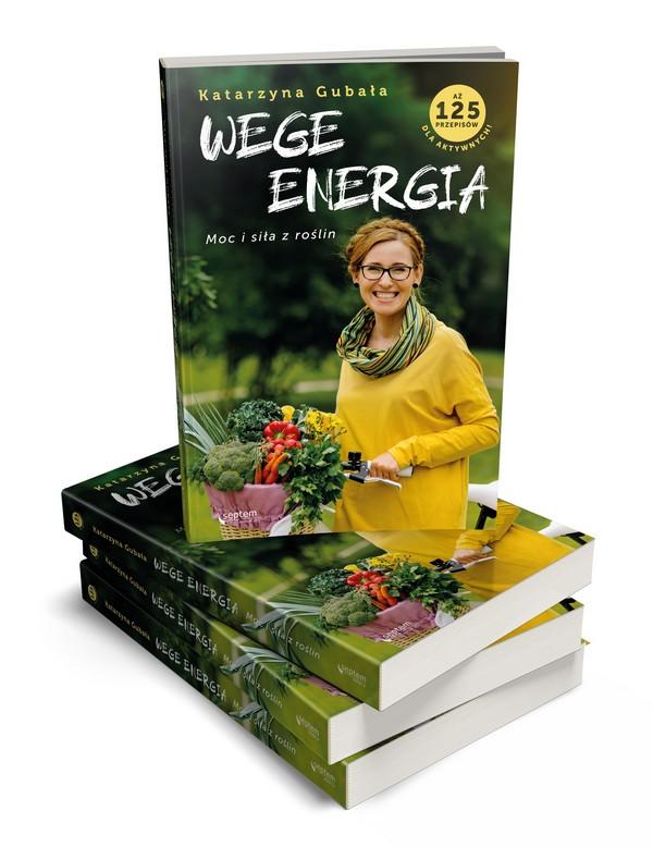 Wege energia okładka książki Katarzyna Gubała