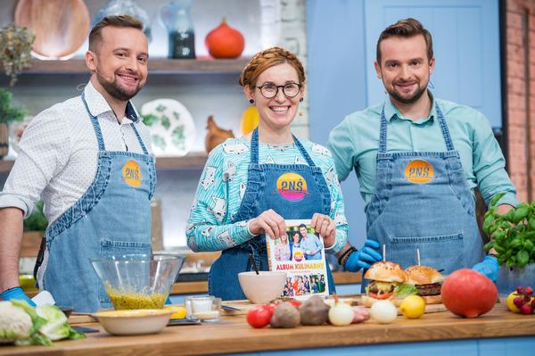 Pytanie na śniadanie Album kulinarny autor Katarzyna Gubała Barcia Budnik