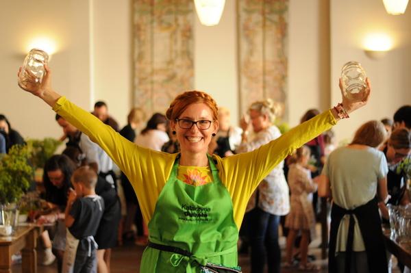 Warsztaty kulinarne z Katarzyną Gubałą