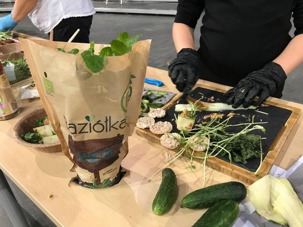 Natura Food & be Eco Łódź Katarzyna Gubała warsztaty kulinarne